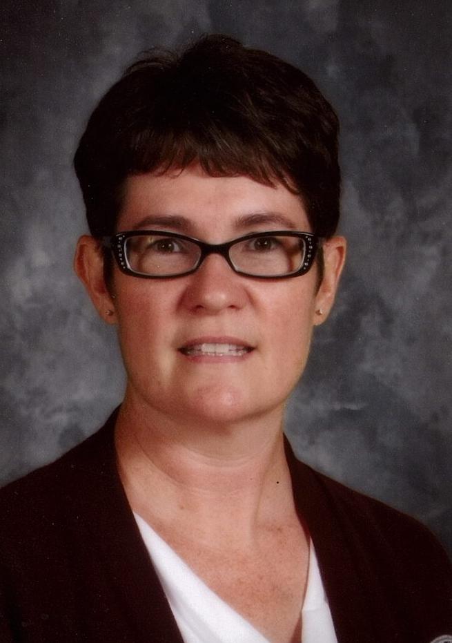 Mary Kay Sims - Interim Principal